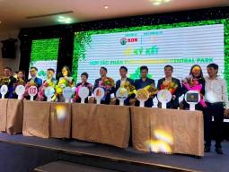 Đà Nẵng: Ký kết dự án Homeland Central Park