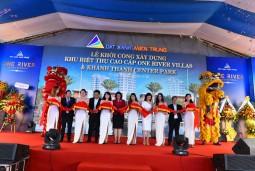 Đà Nẵng: Đất Xanh Miền Trung khởi công dự án biệt thự cao cấp 1.500 tỷ đồng
