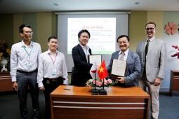 500 sinh viên ngành ô tô trường Đại học Đông Á sang Nhật làm việc