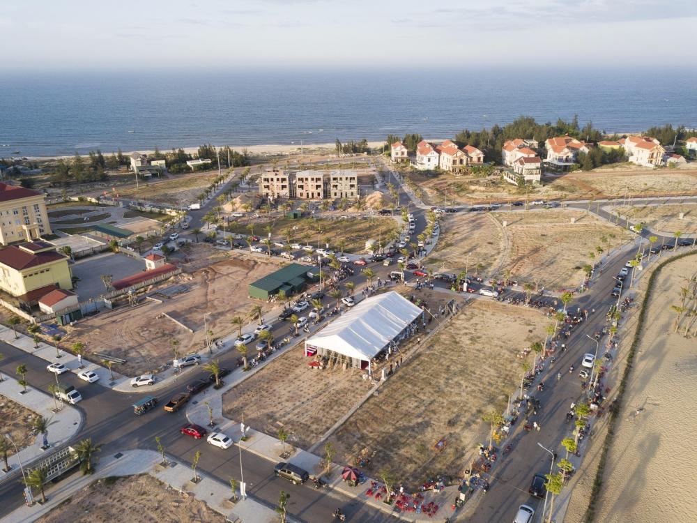 Dự án Khu đô thị biển Gosabe City