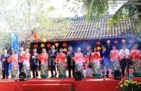 khai mac festival van hoa to lua tho cam viet nam the gioi lan thu 5 tai hoi an