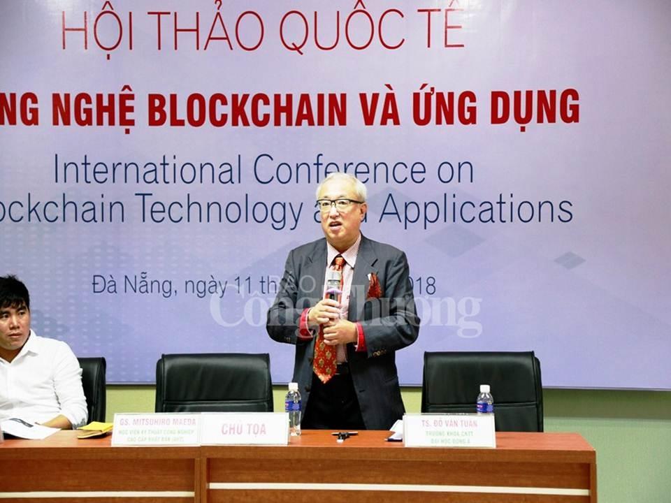 hoi thao quoc te ve cong nghe blockchain va ung dung do dai hoc dong a to chuc