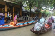 Mưa lũ hậu bão tại Quảng Nam thiệt hại 542 tỷ đồng