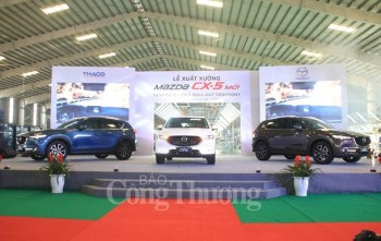 Thaco: Ra mắt dòng xe Mazda CX-5 mới