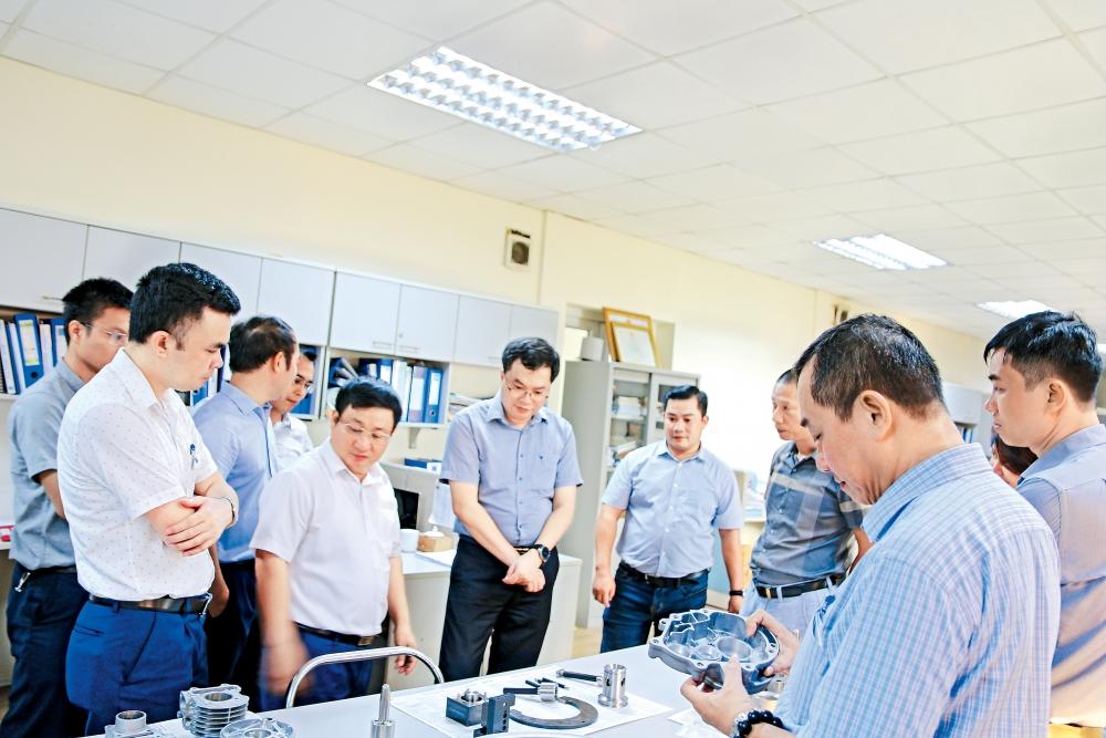 Khoa học và công nghệ - Nền tảng quan trọng để tái cơ cấu ngành Công Thương