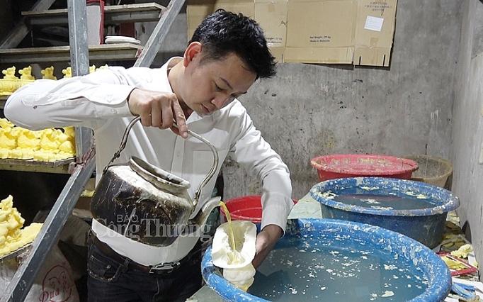 chuot nen cong chinh vang sot hang tet