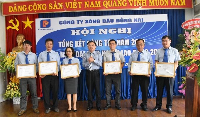 petrolimex dong nai 2019 dat san luong xuat ban cao nhat trong 10 nam