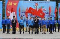 doan khoi cac co quan trung uong ra quan thang thanh nien 2019