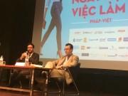 Nhiều cơ hội nghề nghiệp trong Ngày hội việc làm Pháp – Việt 2018