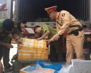 Hà Nội: Thu giữ hơn 10 tấn thực phẩm bẩn
