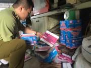 Hà Nội: Thu giữ gần 3.000 hộp chứa hàng hóa vi phạm về sở hữu công nghiệp