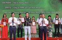 vinh danh san pham cong nghiep nong thon tieu bieu cap quoc gia nam 2019
