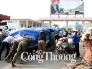 """Thương mại Lào Cai 2015: Nội địa tăng trưởng, """"xuất ngoại"""" suy giảm"""