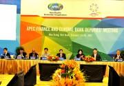 Khởi động tiến trình hợp tác tài chính APEC 2017