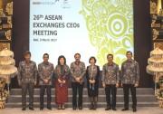 Hợp tác quảng bá hoạt động chứng khoán ASEAN
