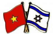 48 doanh nghiệp hàng đầu Israel tháp tùng Tổng thống sang thăm Việt Nam