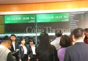 Tháng 3 cổ phiếu trên HNX giao dịch sôi động