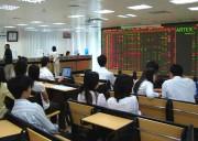 HNX Index giảm, thanh khoản thị trường tăng