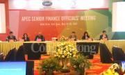 Rà soát triển khai 4 ưu tiên hợp tác tài chính APEC