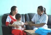 Giảm nhẹ tác động thiên tai tới trẻ em