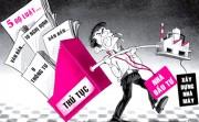 Nhiều Bộ vẫn chậm cải cách thủ tục kinh doanh