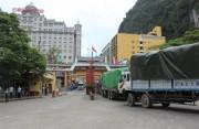 Thuận lợi tối đa xuất khẩu qua cửa khẩu Tân Thanh