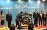 loi nhuan nam 2019 cua doanh nghiep niem yet hnx tang 48