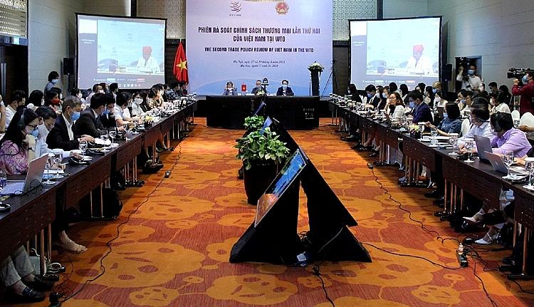 Thành viên WTO đánh giá cao Việt Nam trong tạo thuận lợi thương mại