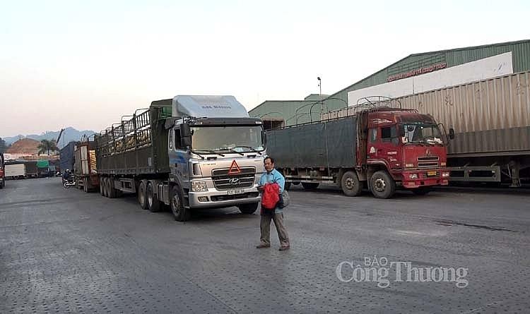 Tiếp tục gỡ khó, thúc đẩy xuất nhập khẩu qua Lạng Sơn