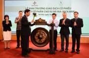 Ba doanh nghiệp cổ phần hóa tiến hành IPO tại HNX ngày 30/6