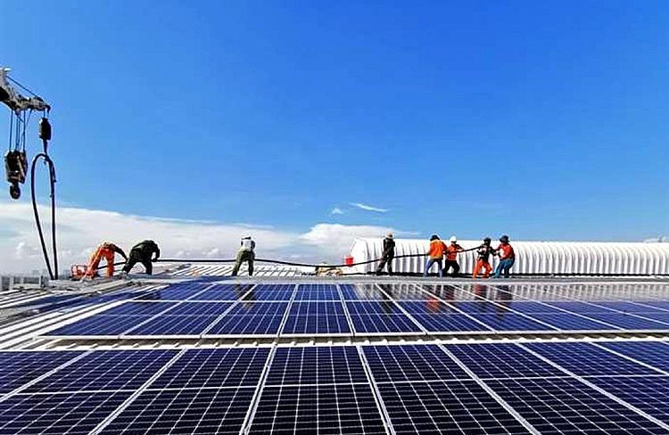 Việt Nam - Hàn Quốc: Tăng cường hợp tác lĩnh vực điện