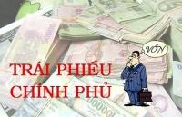 huy dong 32000 ty dong trai phieu chinh phu trong thang 7
