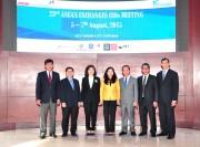 Thúc đẩy hội nhập chứng khoán ASEAN