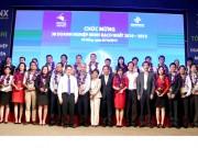 Sở Giao dịch chứng khoán Hà Nội: Vinh danh doanh nghiệp niêm yết minh bạch nhất