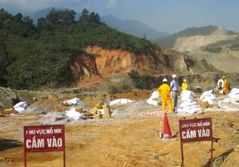Lào Cai tăng cường quản lý vật liệu nổ công nghiệp