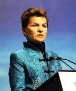 Đối thoại về biến đổi khí hậu cùng bà Christiana Figueres