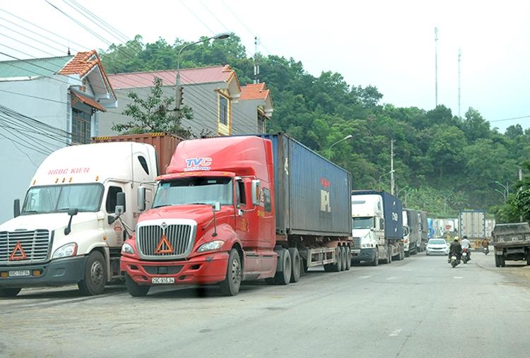 Lạng Sơn: Thí điểm quy trình giao nhận hàng hóa xuất nhập khẩu qua đường chuyên dụng