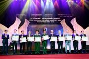 Supe Lâm Thao- Giải Nhất Giải thường sáng tạo khoa học công nghệ Việt Nam 2017