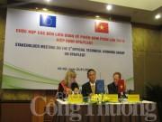 Việt Nam – EU: Cơ bản hoàn tất phiên đàm phán VPA/FLEGT