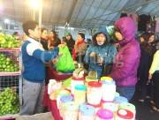 Khai trương Tuần hàng nông sản thực phẩm an toàn Sơn La tại Hà Nội