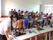 Đến năm 2020, 75% lao động của Hà Nội sẽ qua đào tạo