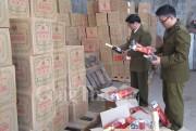 Hà Nội triển khai công tác đấu tranh chống buôn lậu, gian lận thương mại năm 2018