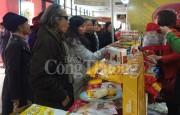 Khai mạc hội chợ Xuân Mậu Tuất 2018