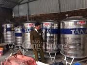 Hà Nội tập trung kiểm soát rượu sản xuất thủ công