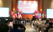 Khai mạc Hội nghị Bộ trưởng HTX khu vực châu Á- Thái Bình Dương lần thứ 10