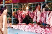 Hà Nội đề nghị hỗ trợ tiêu thụ thịt lợn cho các hộ chăn nuôi