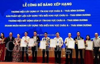 cong bo thuong hieu xay dung uy tin san pham vat lieu bat dong san tieu bieu