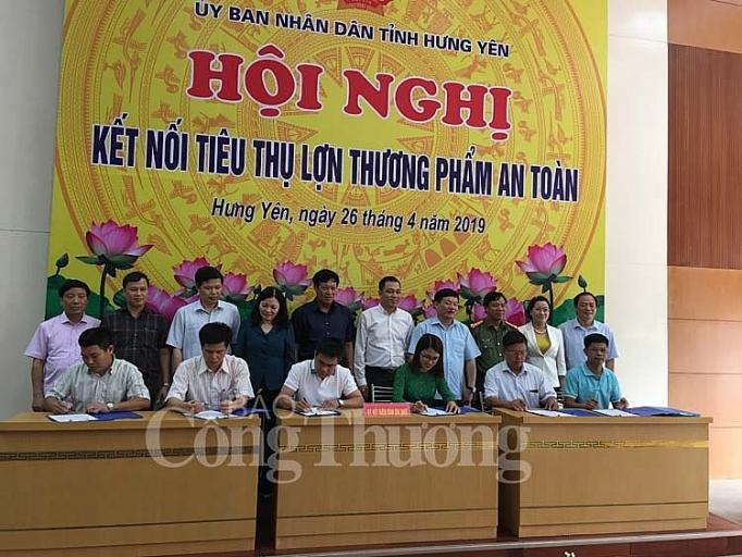 hung yen ban giai phap thuc day tieu thu lon thuong pham an toan