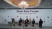 Diễn đàn Tăng trưởng châu Á 2016
