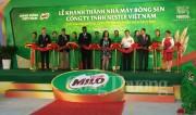 Nestlé khánh thành Nhà máy Bông Sen tại Hưng Yên
